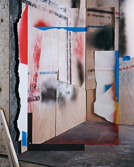 Quinn Gorbutt, Studio View 3, 2015