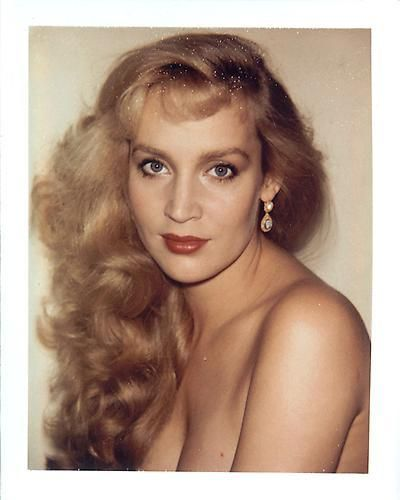 Jerry Hall.