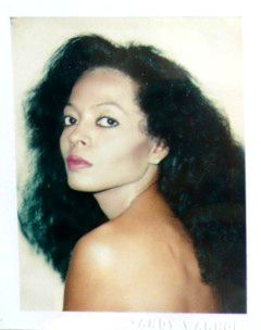 Andy Warhol, 	Diana Ross, 1981