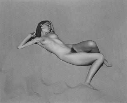 Edward Weston. Nude. 1963.