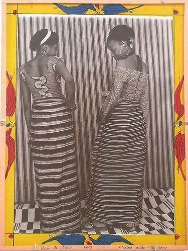 Malick Sidibe. Vues de Dos, 2003.