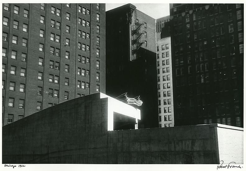 Chicago, 1962.