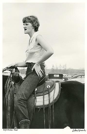 Wyoming, 1955.