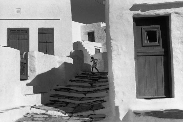 Henri Cartier-Bresson, Siphnos. 1961.