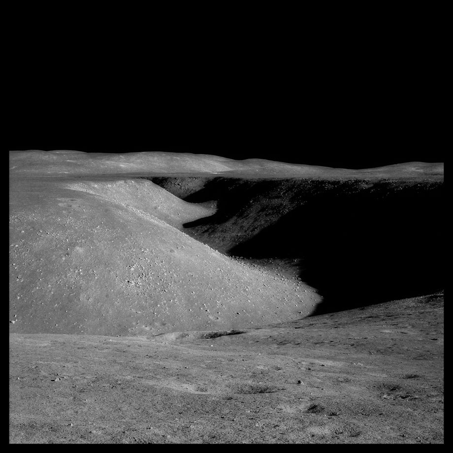072 Hadley Rille: 80 Miles Long, 1 Mile Wide and