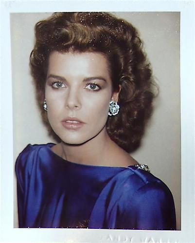 Princess Caroline of Monaco.