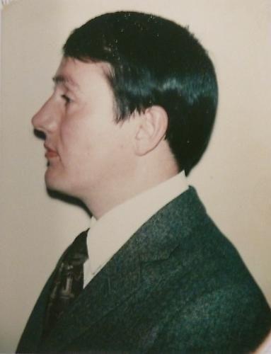 Andy Warhol. Gilbert. 1975.