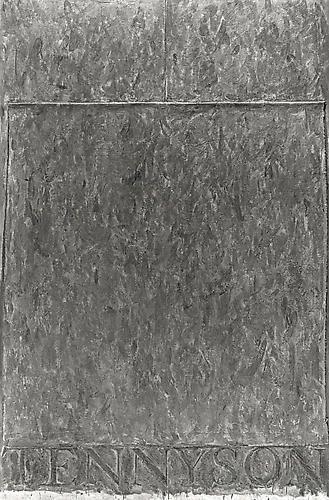 Tennyson, 8x10 inch Silver Gelatin Print