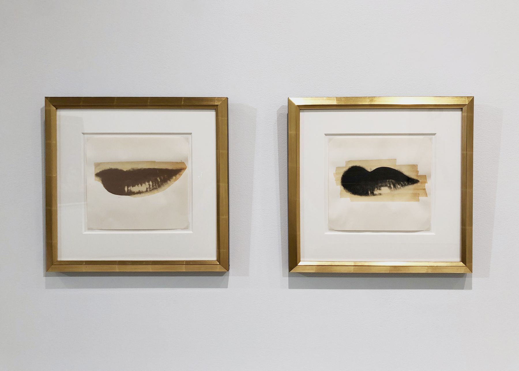 Andy Warhol, Lips c. 1975