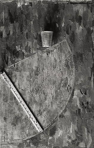 Good Time Charlie, Rudolph Burckhardt, 8x10 inch Silver Gelatin Print