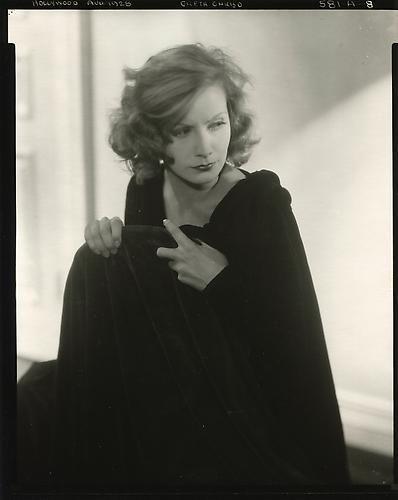 Greta Garbo, 1928.