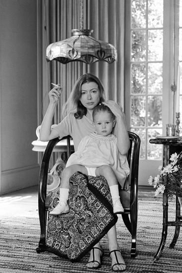 Joan Didion. Hollywood. 1968