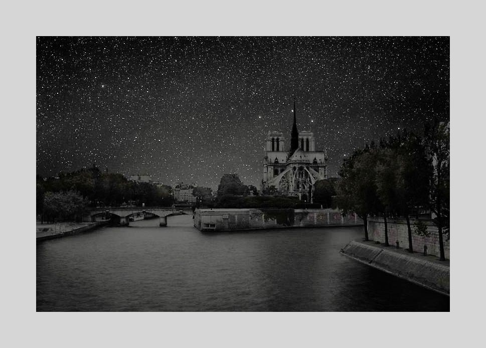 Thierry Cohen, Paris 48° 51' 03'' N 2012-07-19 lst 19:46