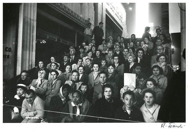 Robert Frank, Theater Premiere, Los Angeles, 1955