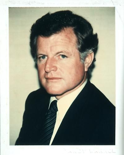 Teddy Kennedy.
