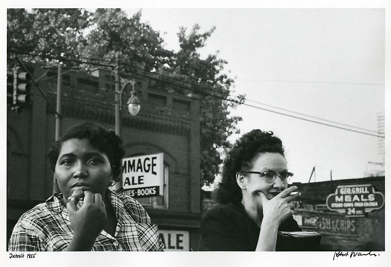 Detroit. 1955.
