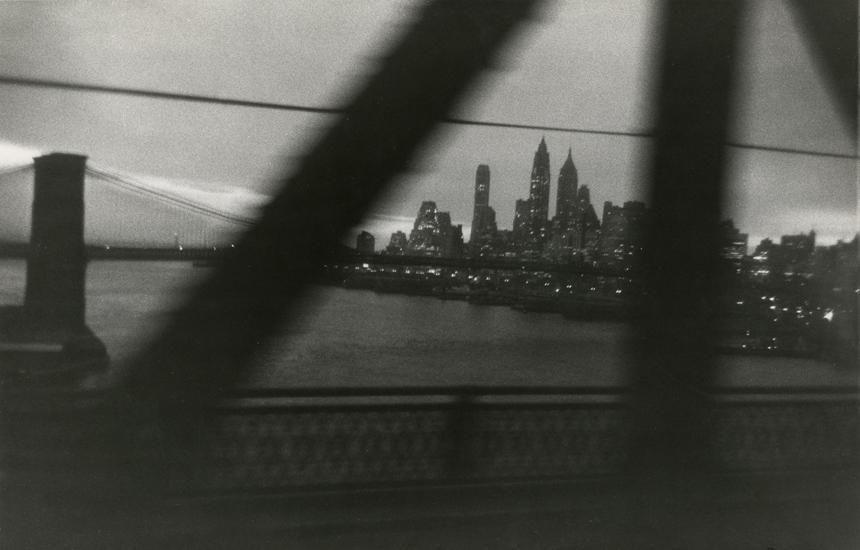 Robert Frank., Downtown NYC. 1954.