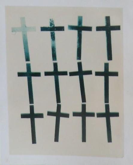 Andy Warhol, Crosses