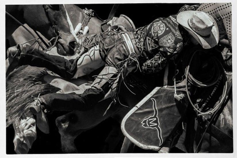 Rodeo no. 3, 2013, 32 x 48 inch c-print