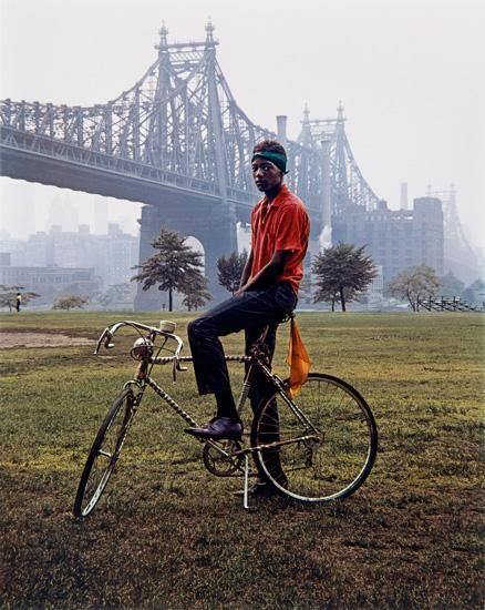 Queensboro Bridge, New York, 1964