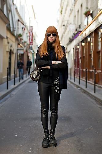 Rue de la Sourdiére, Paris