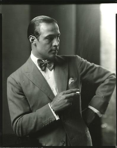Rudolf Valentino, 1926.