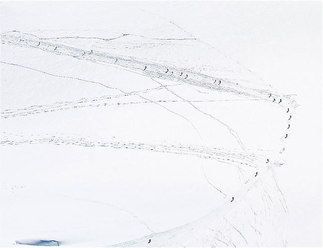 Patrick Smith. TIGNES. 2010.