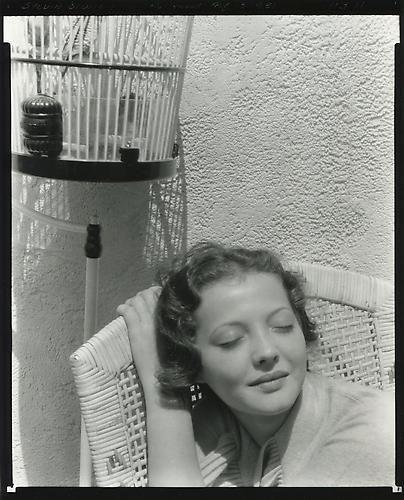 Sylvia Sidney, 1951.