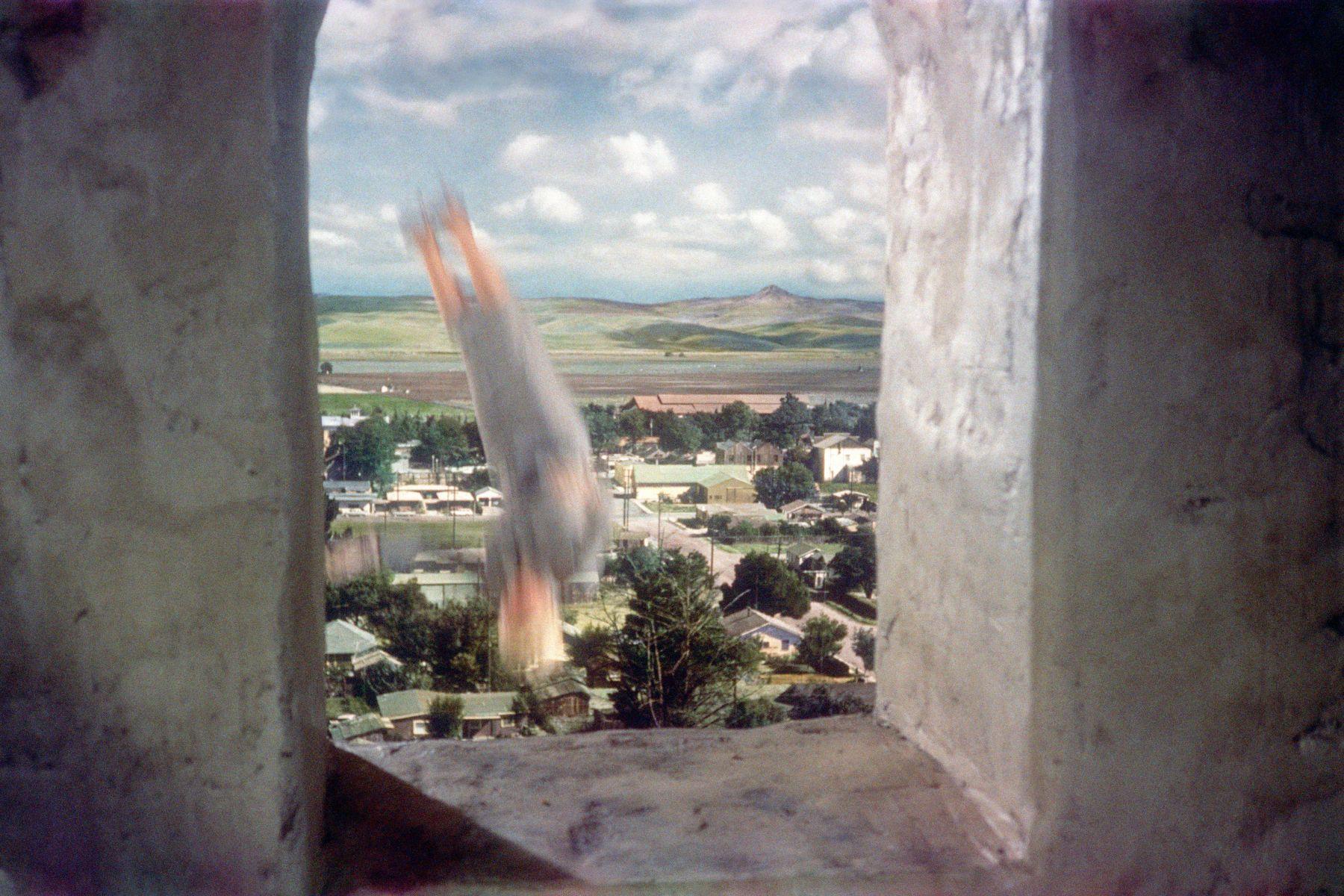 """Jean Curran, From """"The Vertigo Project"""", 2018"""