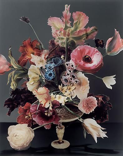 Scheltens and Abbenes. Bouquet V. 2008. 48 x 40 inch Enduraflex print.