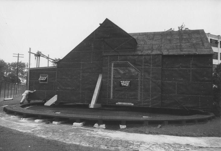 Robert Frank, Thomas Edison Museum, New Jersey, 1954