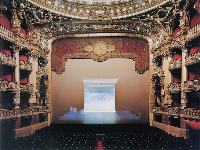 Candida Hofer. Palais Garnier Paris XXVIII.  2004.