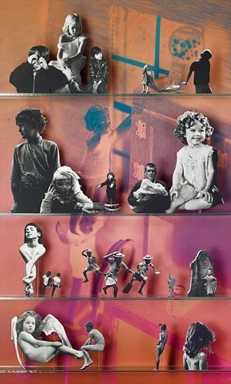 Children, 2013, 66.25 x 40 inch C-print