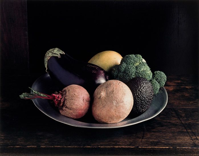 Brocolli (Still Life No.3), New York, 1996