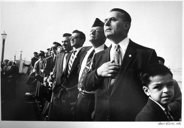 Los Angeles. 1956.