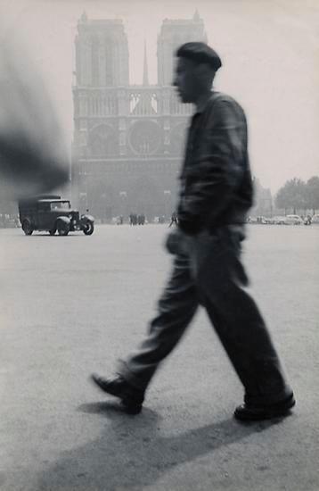 Robert Frank, Notre Dame. 1950.