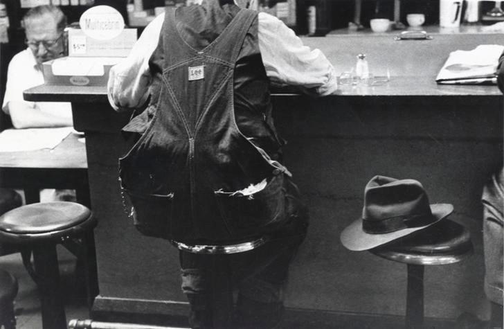 Robert Frank, Cleveland, Ohio. 1955.