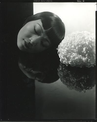 Anna May Wong, 1930.