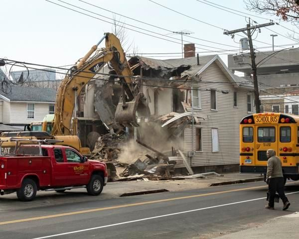 Adam Pape, 	Demolition