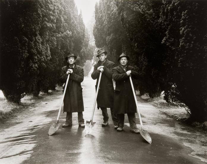 Gravediggers, Dublin, 1966