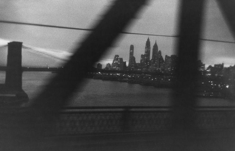 Robert Frank, Downtown NYC, 1954