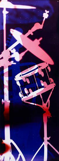 Shape of Sound: Alien Drumscape IV, 2014