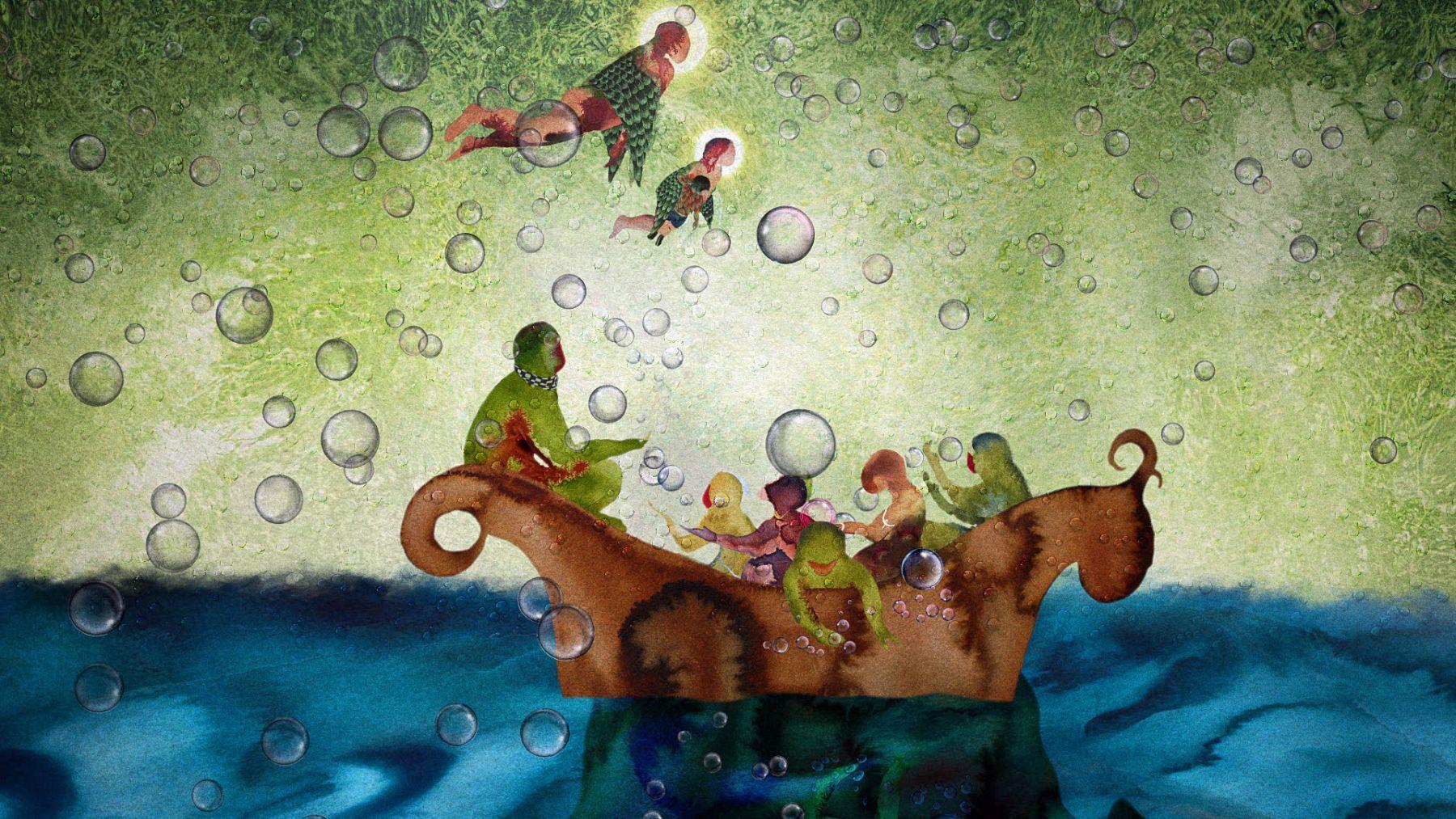 Shiva Ahmadi, Ascend Animation