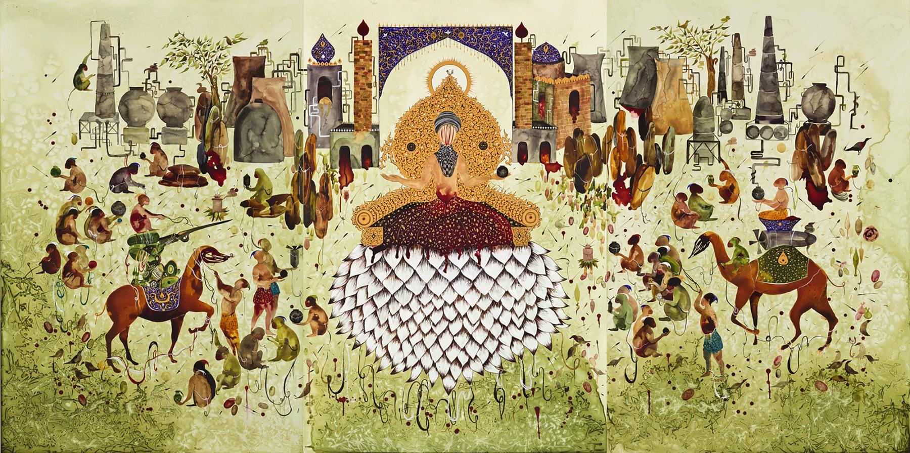 Shiva Ahmadi, Lotus