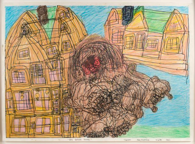 Dwight Mackintosh, Untitled,1986