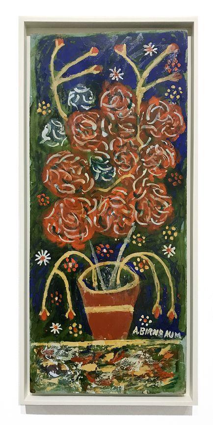 Aaron Birnbaum Roses, c.1980