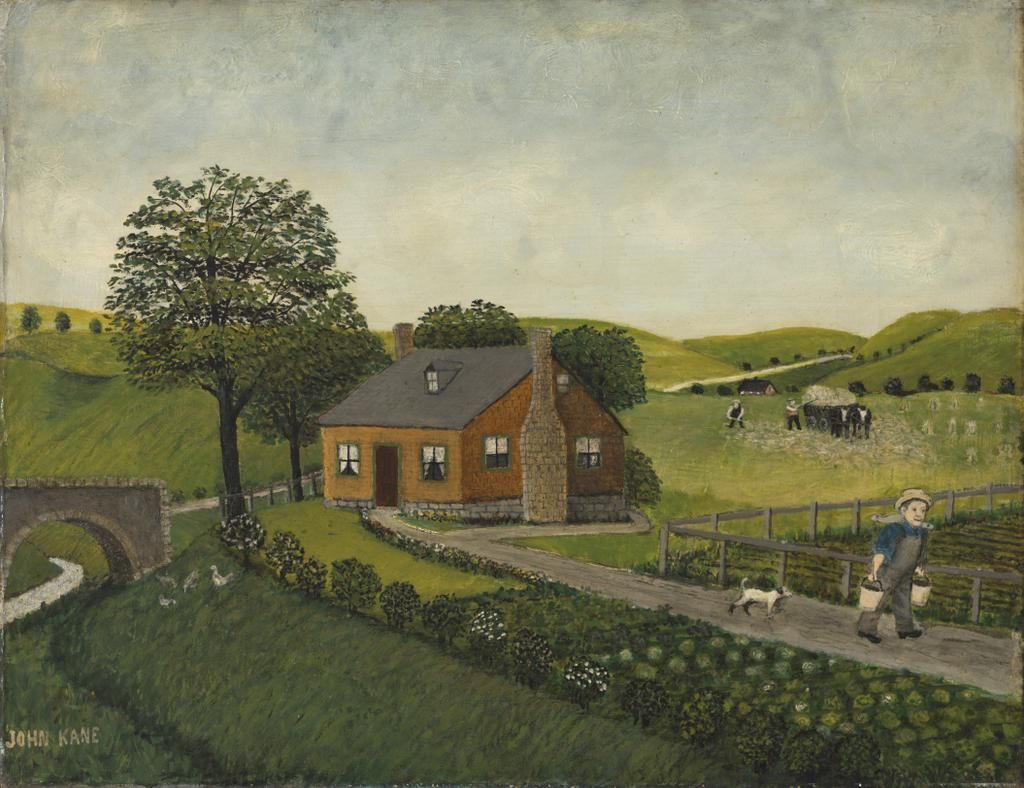 John Kane Farm, c. 1928