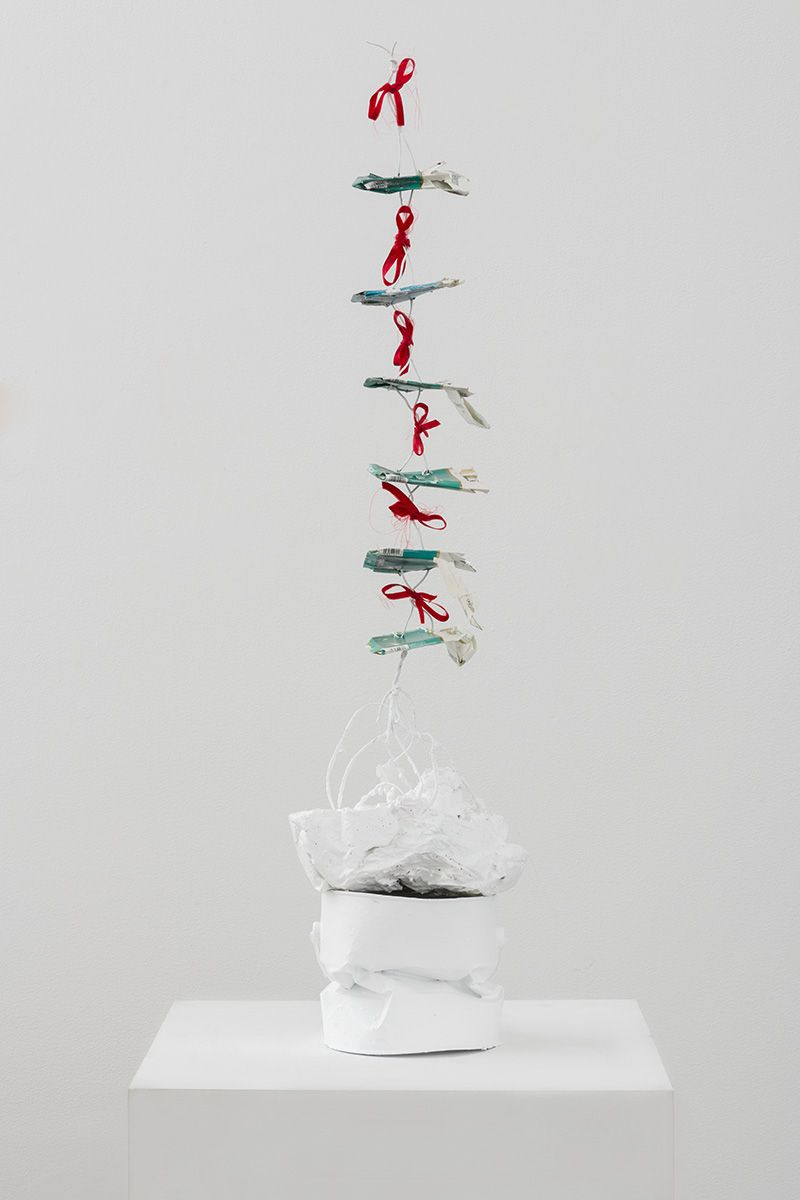 Paul Pascal Thériault, Christmas Tree, 2018
