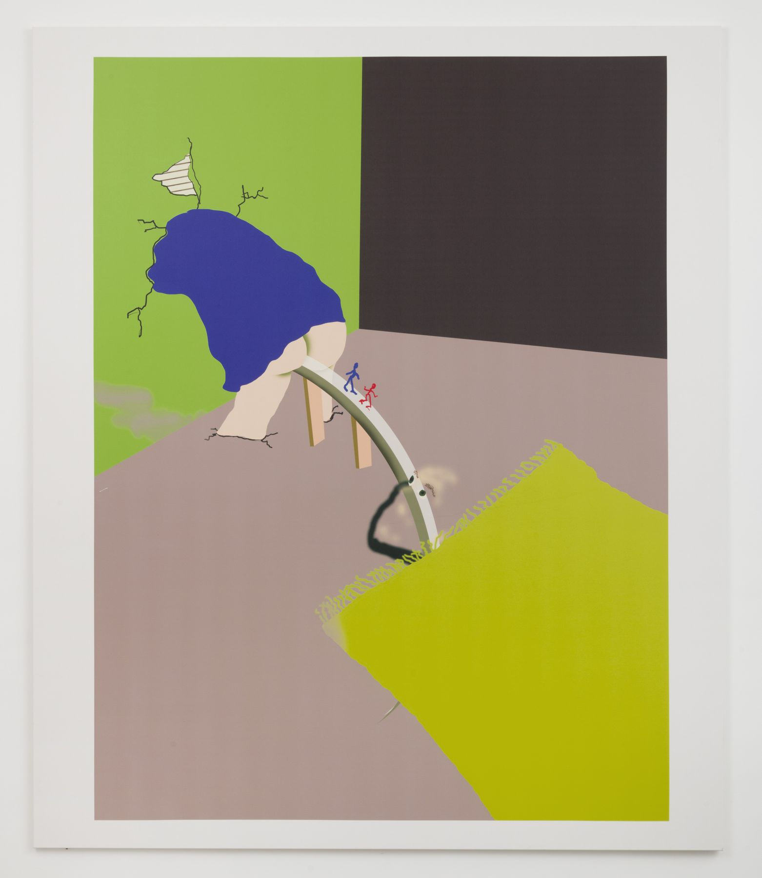 Michael Williams A Resounding Maybe, 2018