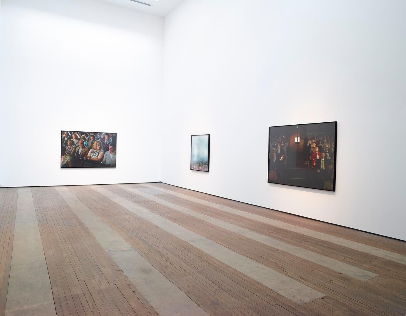 Alex Prager, La Grande Sortie Installation view 2